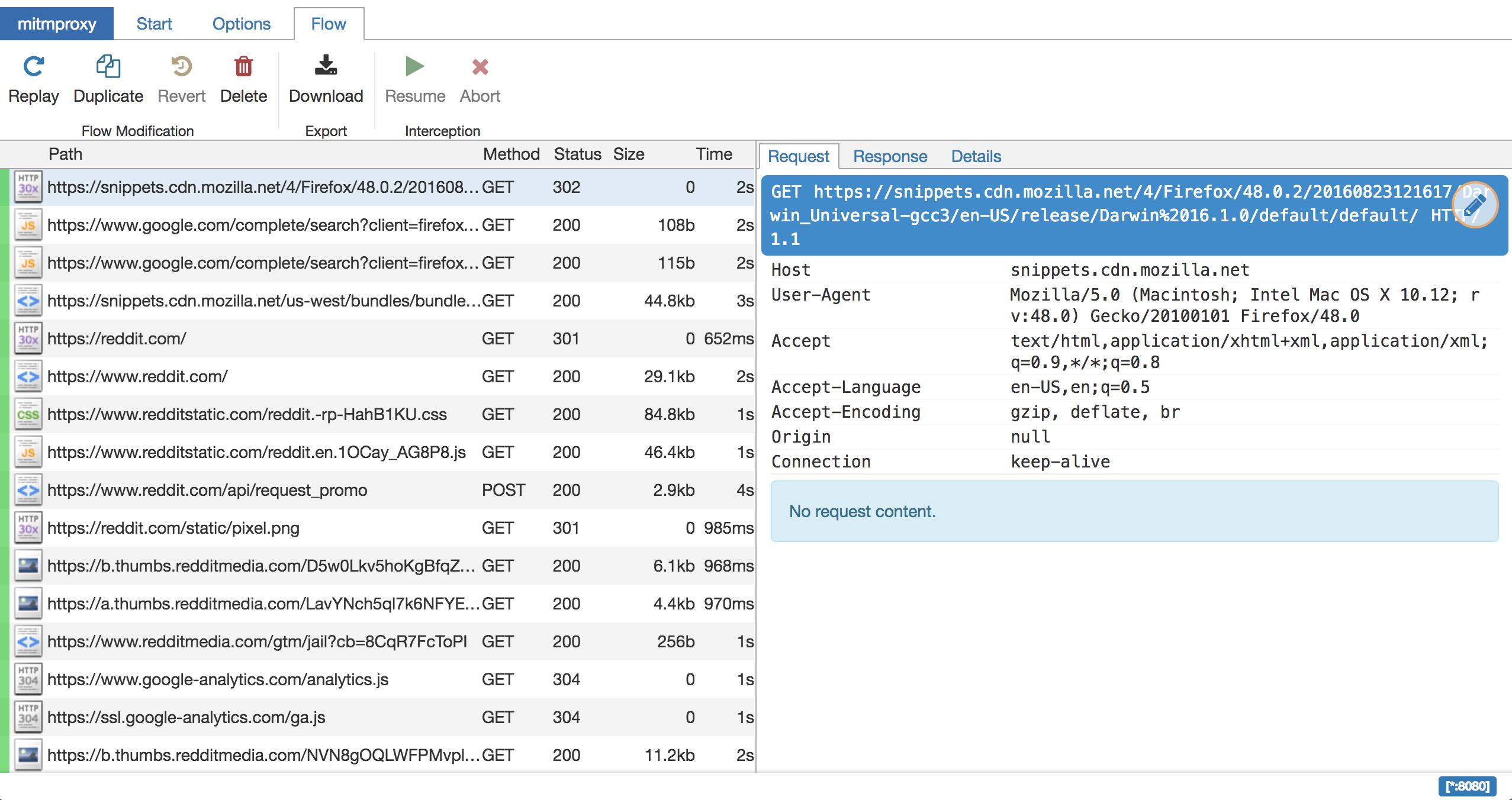 cortesi - mitmproxy: release v1.0.0 - The Christmas Edition